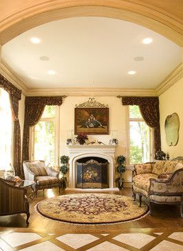 Best Traditional Fireplace Designs Images On Pinterest