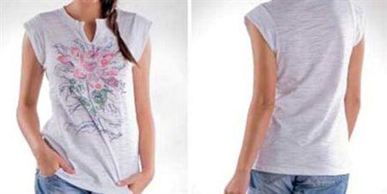 tipos de camiseta feminina - Pesquisa Google
