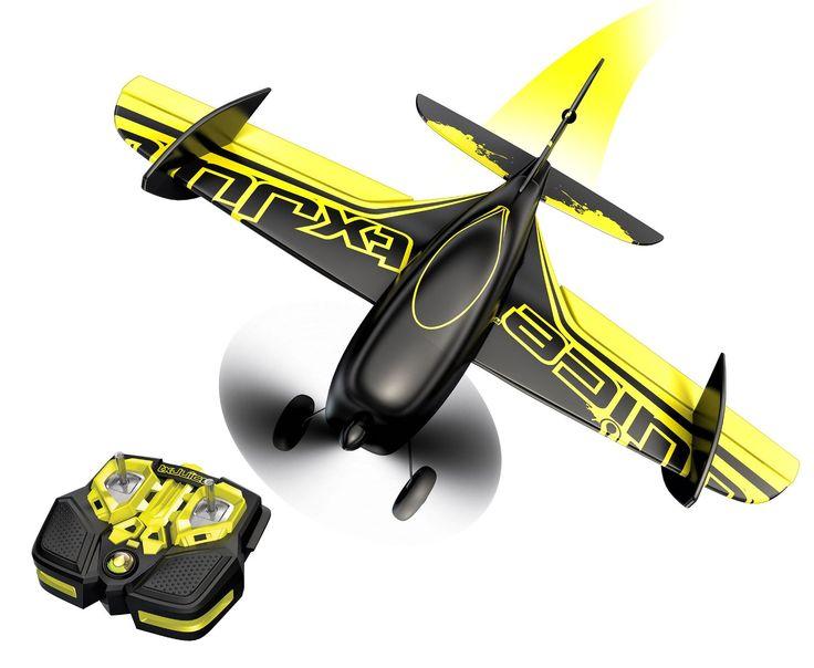 TX Juice Stunt Plane Remote Control Plane www.greenanttoys.com.au