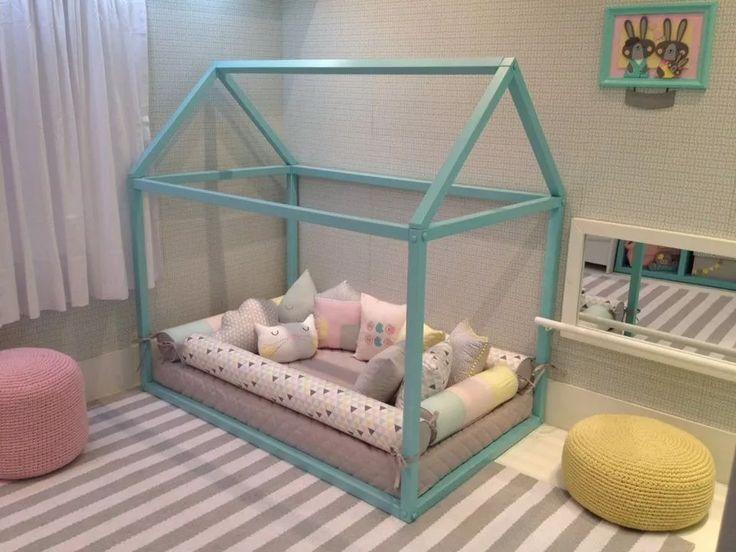 cama montessoriana quater