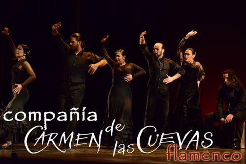 Báilame: Compañía Carmen de las Cuevas