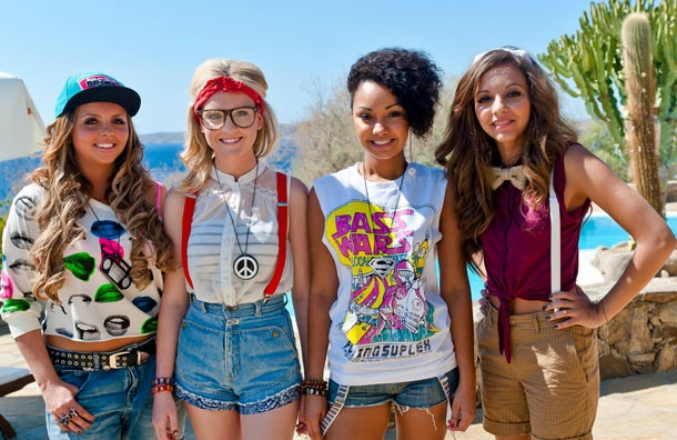 little mix: X Factors, Mixed 3, Little Mixed, First Time, Funny Stuff, Judges Houses, Big Girls, Fun Time, Music Celebrity