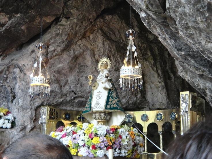 virgem de Covadonga