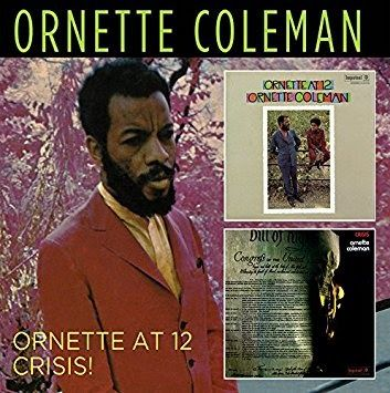 As the man who basically invented free jazz and even coined the term Ornette Coleman has had the vast majority of his catalog reissued on CD and rightfully so. But there are two records both released on the legendary Impulse! label that have somehow escaped digitization until now The first 1969s Ornette at 12 features Ornette on alto sax trumpet and violin with Dewey Redman on tenor sax long-time collaborator Charlie Haden on bass and son Denardo (age 12 at the time of the 1968 recording) on…