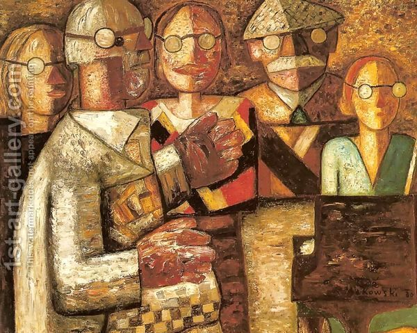 Tadeusz Makowski | Musical Seance