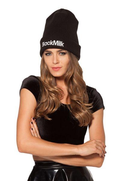 Black Milk Beanie - LIMITED › Black Milk Clothing