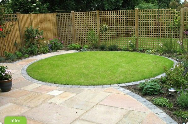 1053 best hard surfaces for the garden images on pinterest for Examples of small garden design