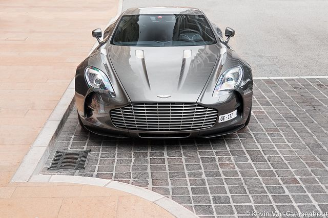 Aston Martin One-77 / photo by Kevin VanC
