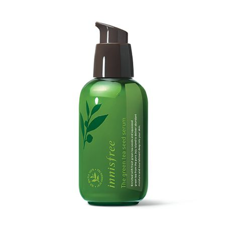 INNISFREE The Green Tea Seed Serum | Best Korean Beauty Products | Holy Grail | Recommended Cosmetics Serum