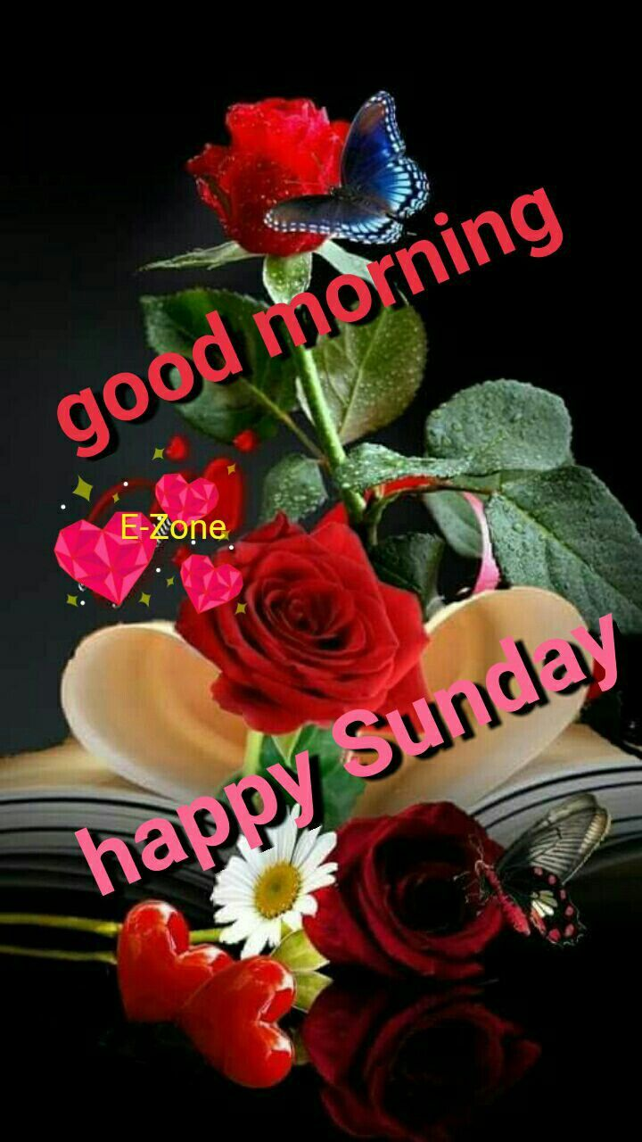 Pin By Lubna Khokhar On Sunday Mornings Good Morning Happy