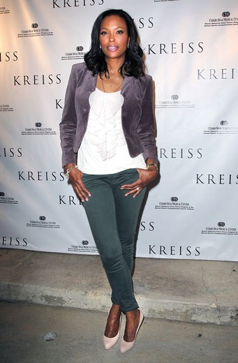 Aisha Tyler - not the shoes, though