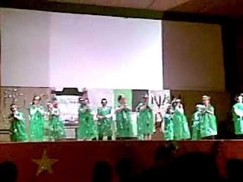 """Villancico """"Árbol de Navidad"""" (Festival Navidad de Mélida 2009) - YouTube"""