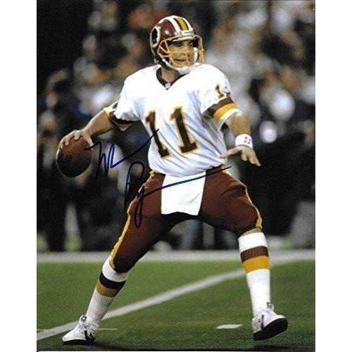 Mark Rypien, Washington Redskins, Super Bowl, MVP, Signed, Autographed, 8X10 Photo , A COA With Proof Photo Will Be Included