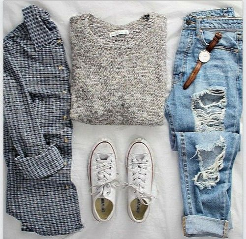 casual outfit | You can find this at => http://feedproxy.google.com/~r/amazingoutfits/~3/bk3BX8FlclI/photo.php