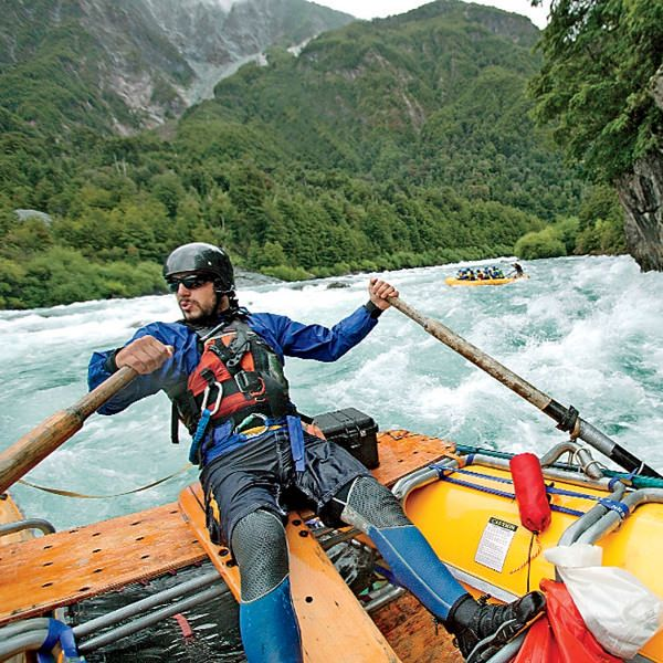 Rio Futaleufu, Argentina and Chile - Bio Bio Expeditions and Patagonia Elements
