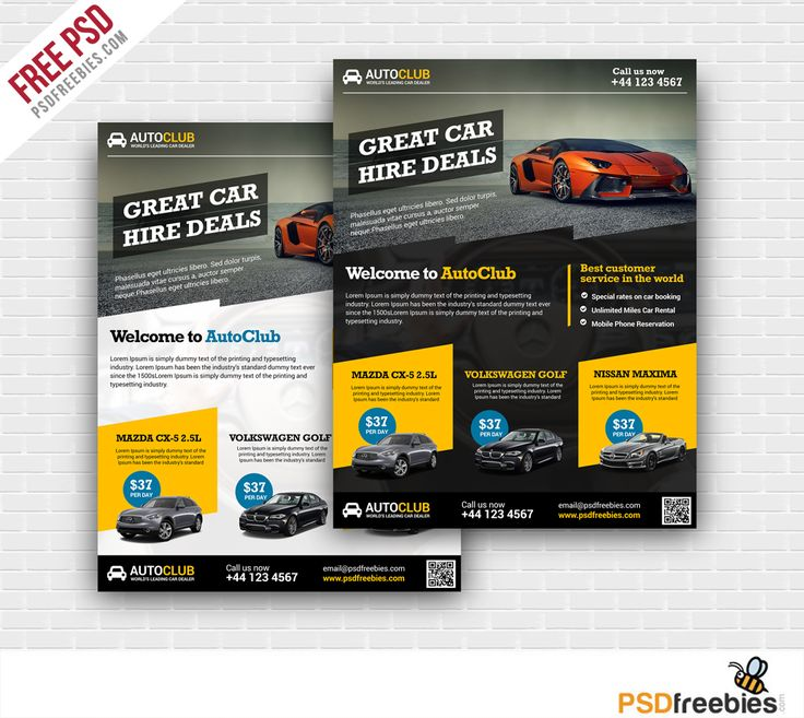 Best 25+ Flyer free ideas on Pinterest Free flyer design, Fonts - car for sale template