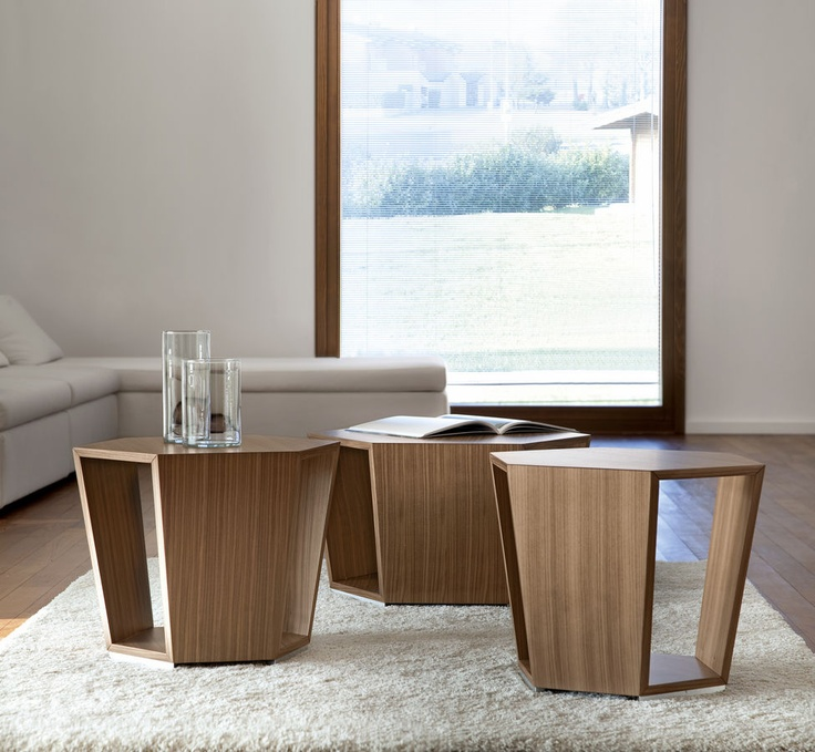 Contemporary Coffee Table DIAMONDS By Demacker Design TONON