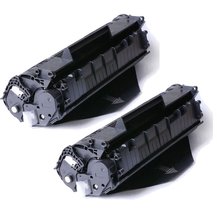 N 2PK Compatible Q2612A Toner Cartridge For HP LaserJet 1010 1012 1015 1018 1020 1022 1022N