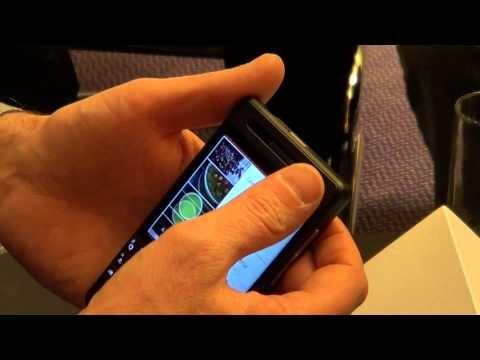 BlackBerry 10 Dev Alpha C Walk-through