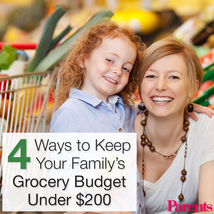 Parents: Any ideas on cheap meals for a family of four?
