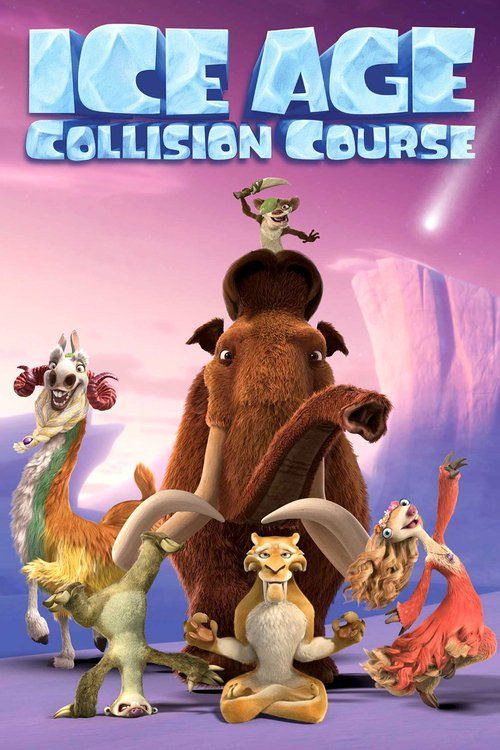 Watch Ice Age: Collision Course Full-Movie