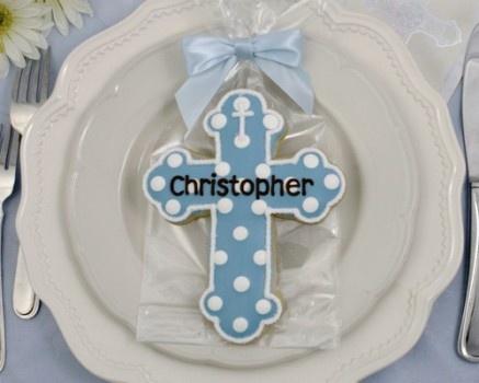 For juniors baptism