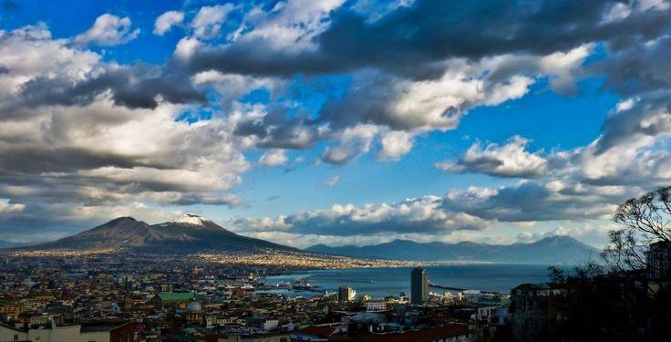 Napoli and Vesuvio - Landscape