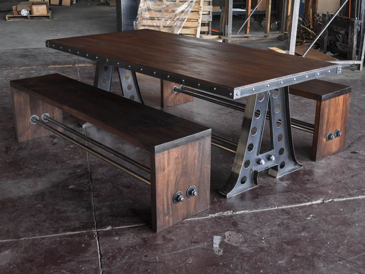 Best 25 Vintage Industrial Furniture Ideas That You Will