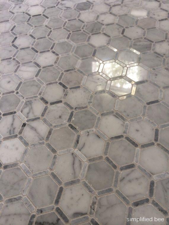 117 best design tile and stone images on pinterest for Carrara marble slab remnants
