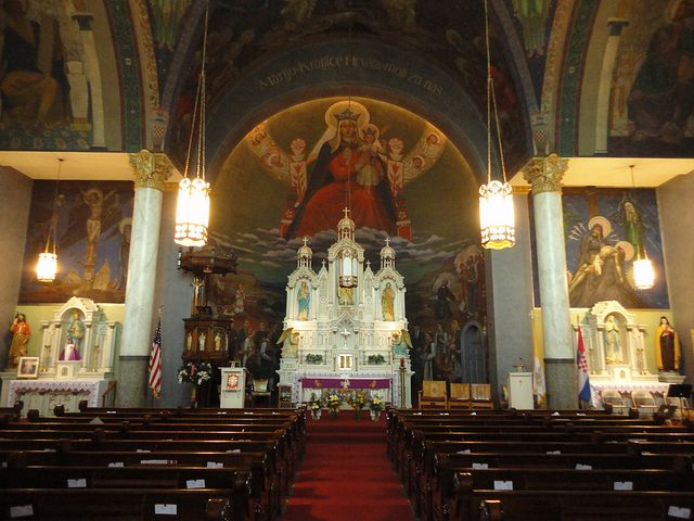 9b. Modern day Roman Catholic Church | Modernized ...