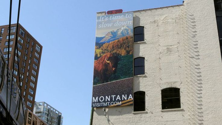 New Montana Tourism Campaign Marketed Toward Urban Bison