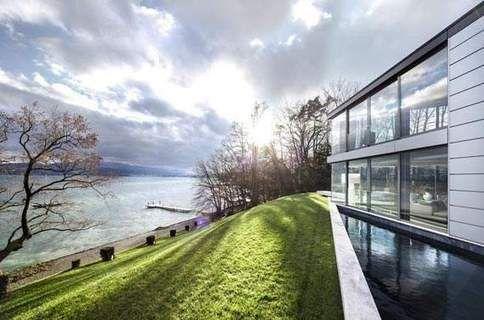 Immobilier: la maison la plus chère de Suisse est à vendre