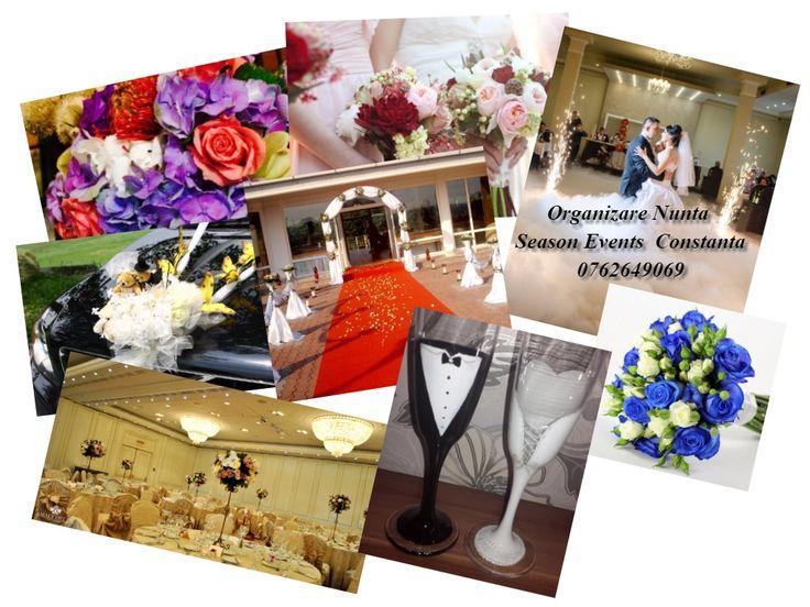 Season Events Constanta va pune la dispozitie consultanta si servicii pentru nunta in Constanta si va fi alaturi de dumneavoastra pentru a crea impreuna momente memorabile si unice! - 0762649069