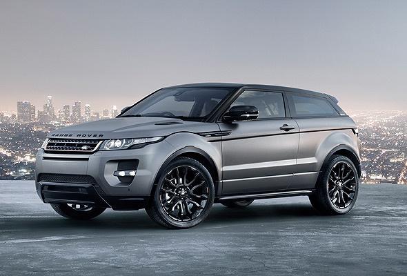 Range Rover Evoque Special Edition - soooooooooo want one!