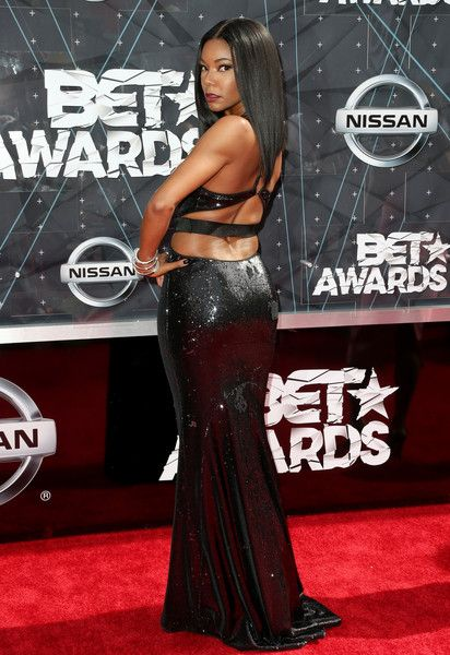 Actress Gabrielle Union attends the 2015 BET Awards at the Microsoft Theater on June 28, 2015 in Los Angeles, California.