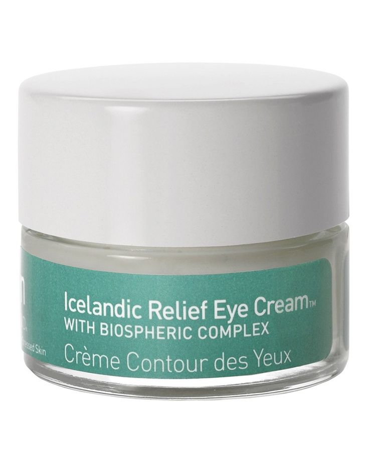 Skyn Iceland Icelandic Relief Eye Cream Review - Really Ree