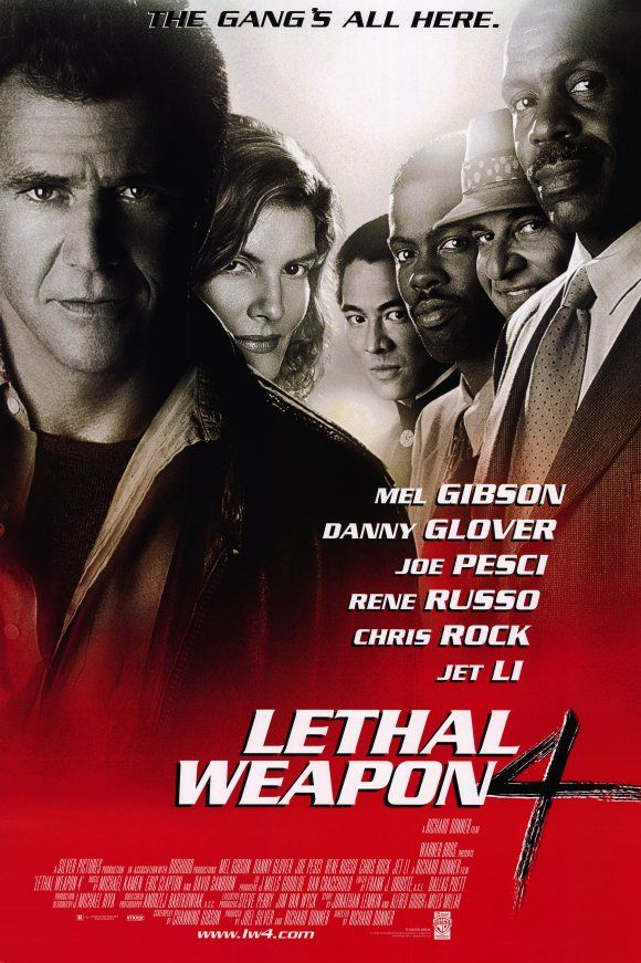 Lethal Weapon 4 (1998)