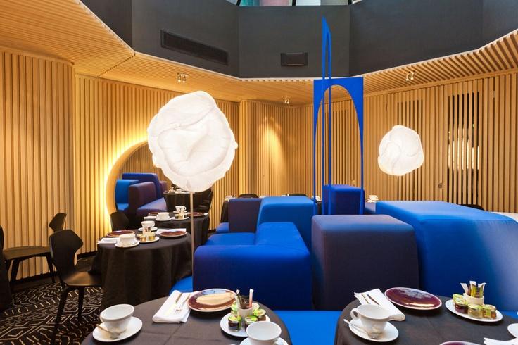 Blue ... Hotel des Ministeres
