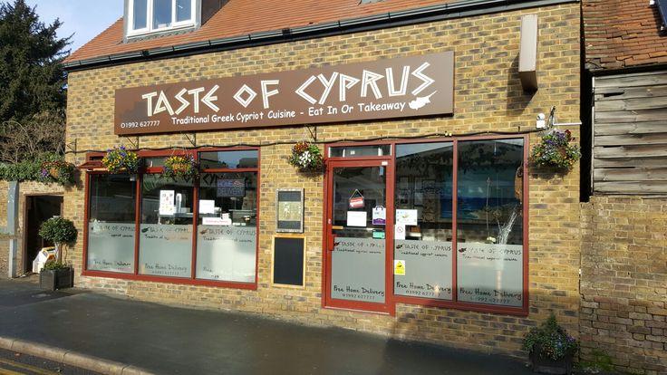 Taste of Cyprus Cheshunt.....