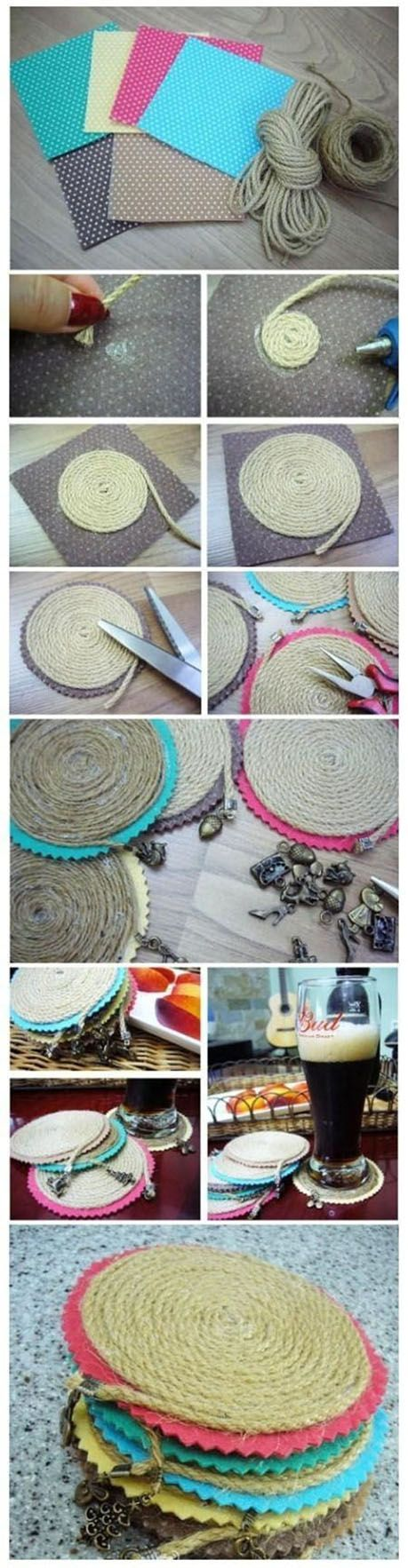 Diy Easy Tablemat | DIY  Crafts Tutorials