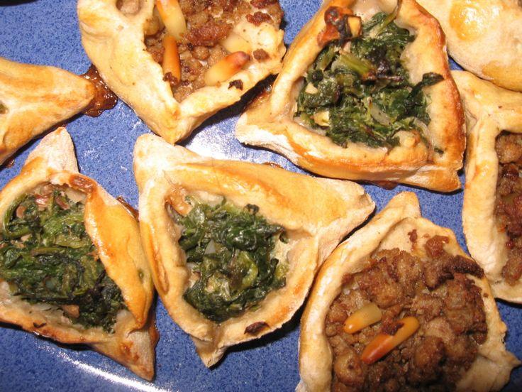 Libanesische Teigtaschen (Fatayer bi Lahim) Rezept - ESSEN & TRINKEN