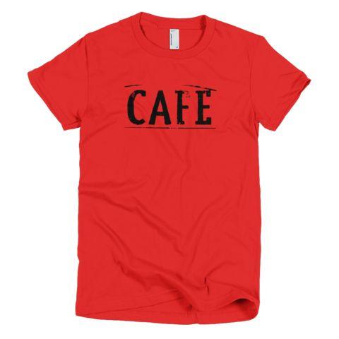 MERIDIAN APPAREL DESIGN Short Sleeve Women T-Shirt