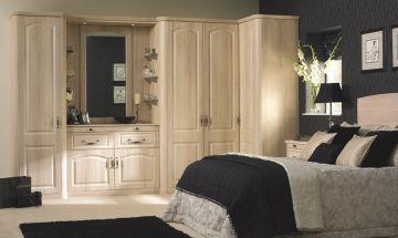 Traditional Wooden Bedroom Doors - By BA Components