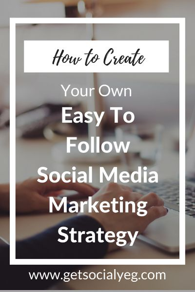 Learn My top 4 reasons why you NEED to have a social media marketing strategy + download my Target Market Worksheet to help you find your perfect client!