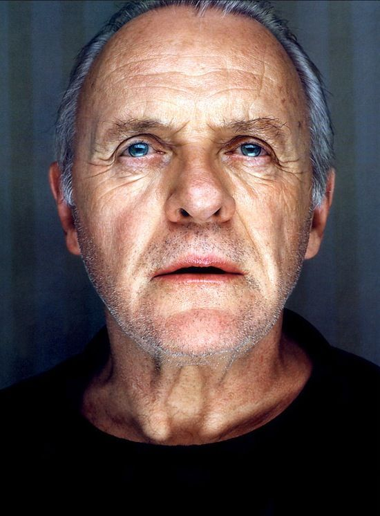 Sir Philip Anthony Hopkins by Norman Jean Roy