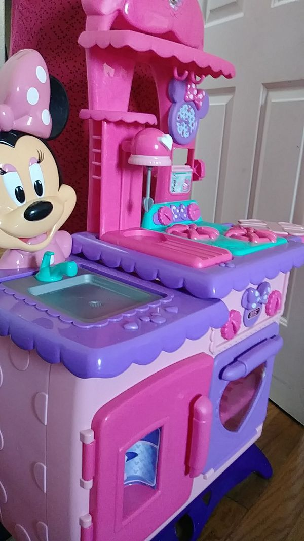Minnie Mouse Kitchen Games Toys In San Jose Ca Offerup Minnie Mouse Kitchen Minnie Minnie Mouse