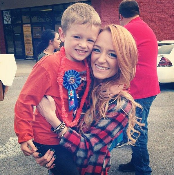 Maci Bookout & Ryan Edwards Share Son Bentley's Fifth Birthday Together