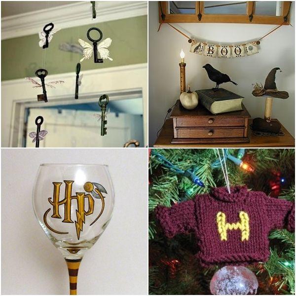 Aparador Sala De Jantar Rustico ~ 10 Best ideias sobre Decoraç u00e3o Do Harry Potter no Pinterest Chapéu seletor, festas do Harry