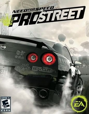Need for Speed: ProStreet RG Mechanics Repack