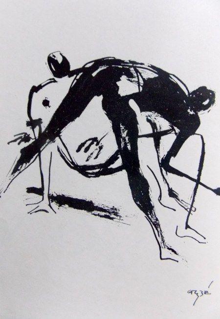 Capoeira Angola, de Waldeloir Rego, des. Caribé (3)